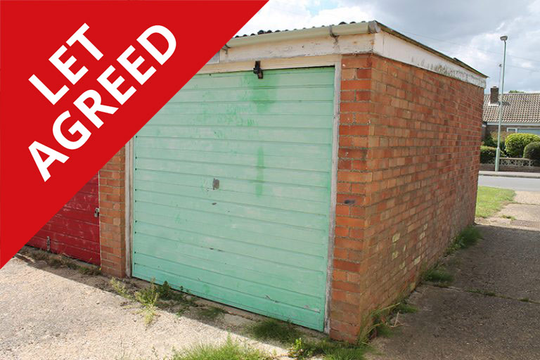 Rent lockup garage Kessingland