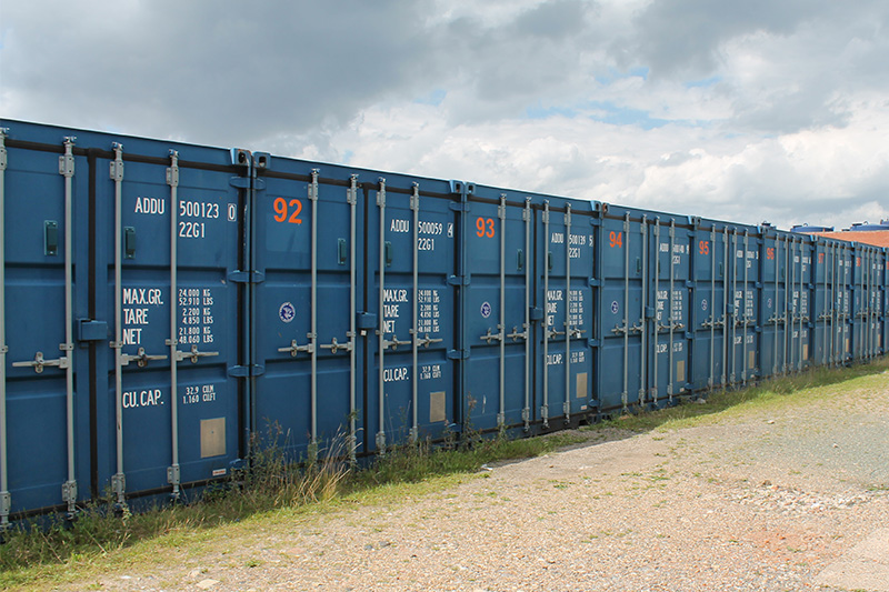 Container Self Storage Lowestoft