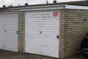Rent lockup garage Kessingland
