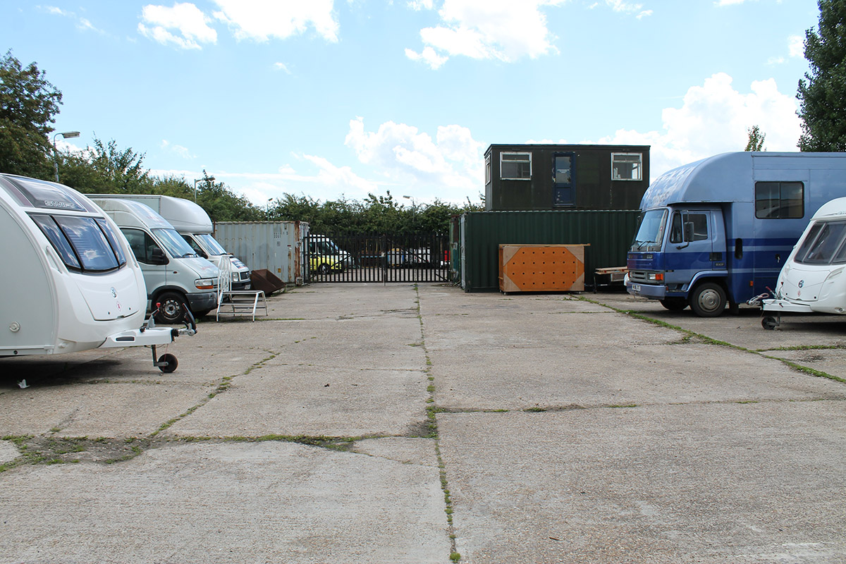 Vehicle Storage Lowestoft